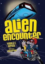 Alien Encounter - Alien Agent Book Four by Pamela Service image