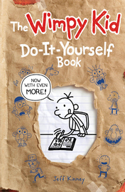 Diary of a Wimpy Kid - Do-it-yourself Book: Vol 2 by Jeff Kinney