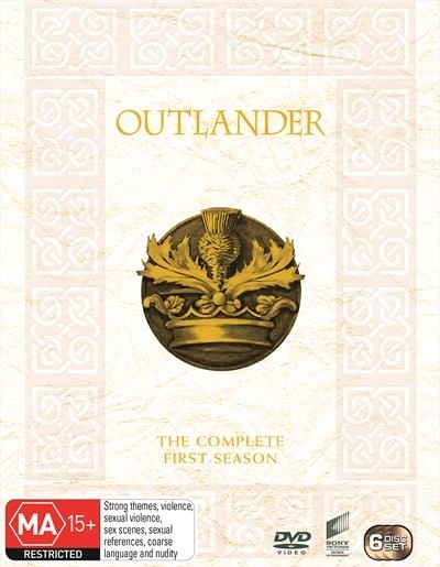 Outlander - The Complete First Season on DVD image