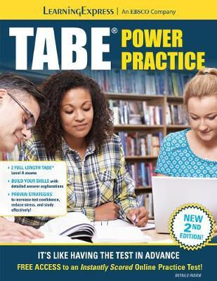 Tabe Power Practice by LearningExpress LLC Editors
