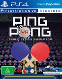 Ping Pong VR for PS4