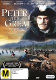 Peter The Great - The Mini Series DVD