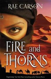 Fire and Thorns by Rae Carson image