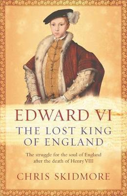 Edward VI by Chris Skidmore image