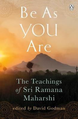 Be As You Are by Ramana Maharshi image