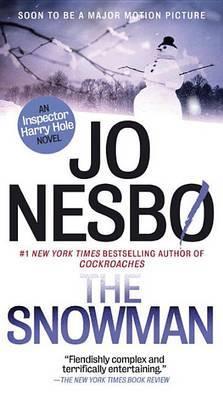 The Snowman by Jo Nesbo
