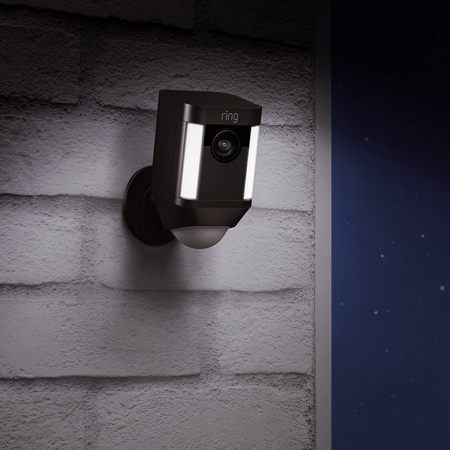 Ring: Spotlight Camera with Battery - Black image