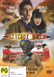 Doctor Who: Planet of the Dead on DVD