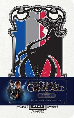 Fantastic Beasts: The Crimes of Grindelwald by Insight Editions image
