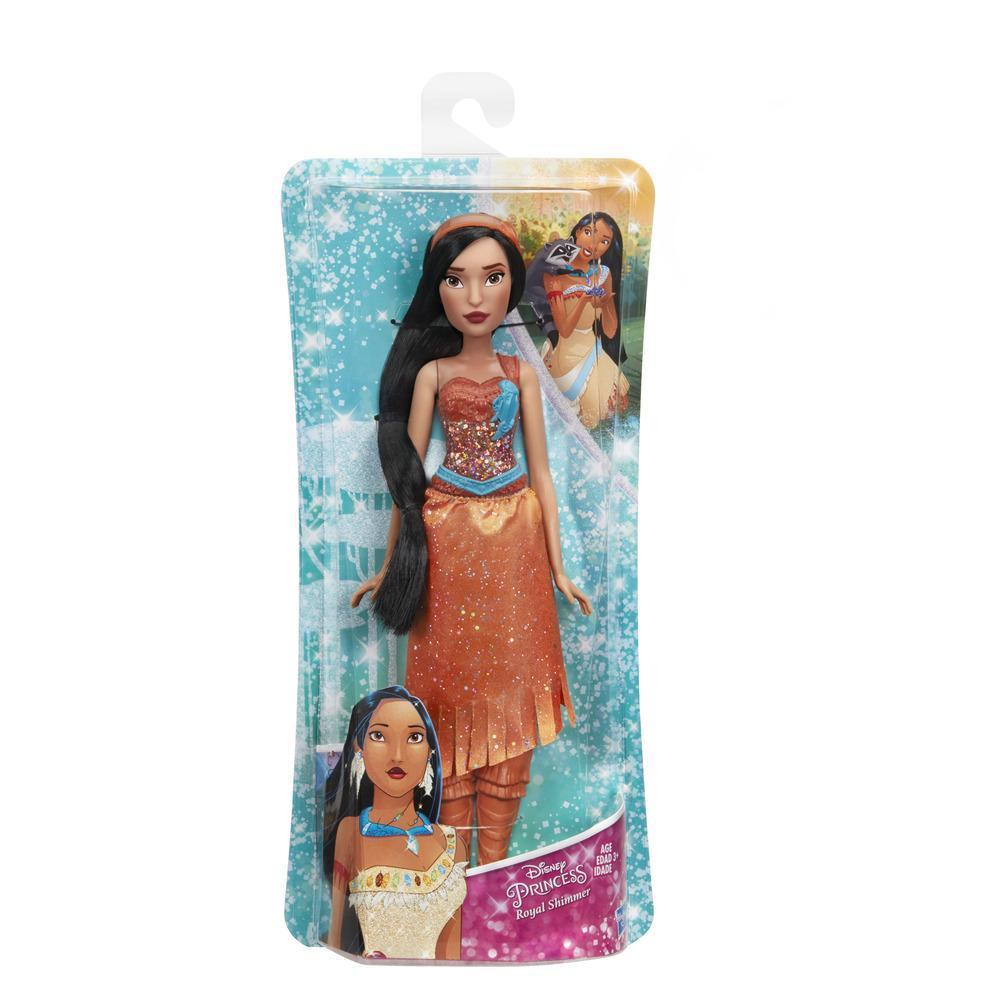 Disney Princess: Royal Shimmer - Pocahontas image
