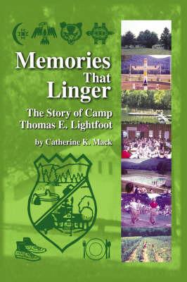 Memories That Linger by Catherine, K. Mack image
