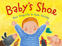Baby's Shoe by Ros Asquith image