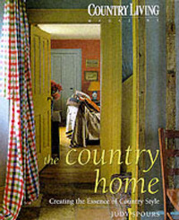 """""""Country Living"""": The Country Home by Judy Spours image"""