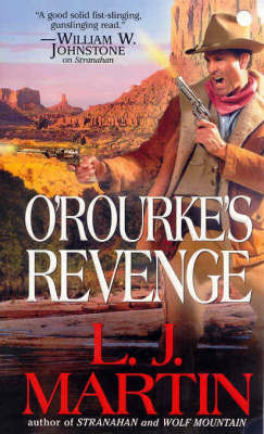 O'Rourke's Revenge by L.J. Martin image