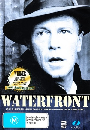 Waterfront (2 Disc Set) on DVD image