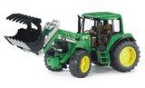 Bruder John Deere Tractor & Front Loader