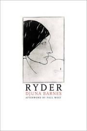 Ryder by Djuna Barnes image