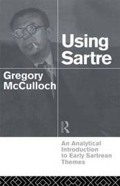 Using Sartre by Gregory McCulloch image