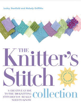 The Knitter's Stitch Collection by Lesley Stanfield image