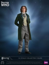 "Doctor Who - 12"" Eighth Doctor Articulated Figure image"