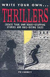 Thrillers by Pie Corbett image