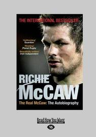 The Real Mccaw (Large Print) by Greg McGee