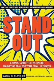 Stand Out by Aaron N Fletcher