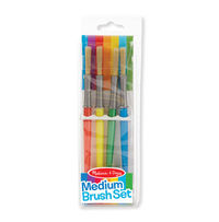 Melissa & Doug: Medium Paint Brush Set