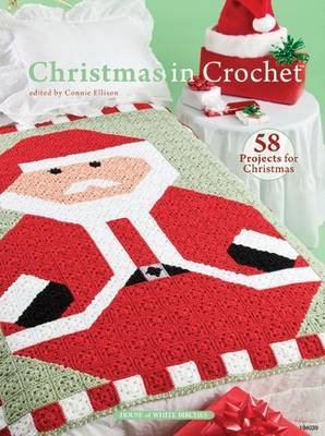 Christmas in Crochet by Connie Ellison image