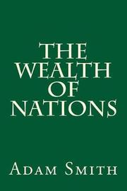 The Wealth of Nations by Adam Smith image