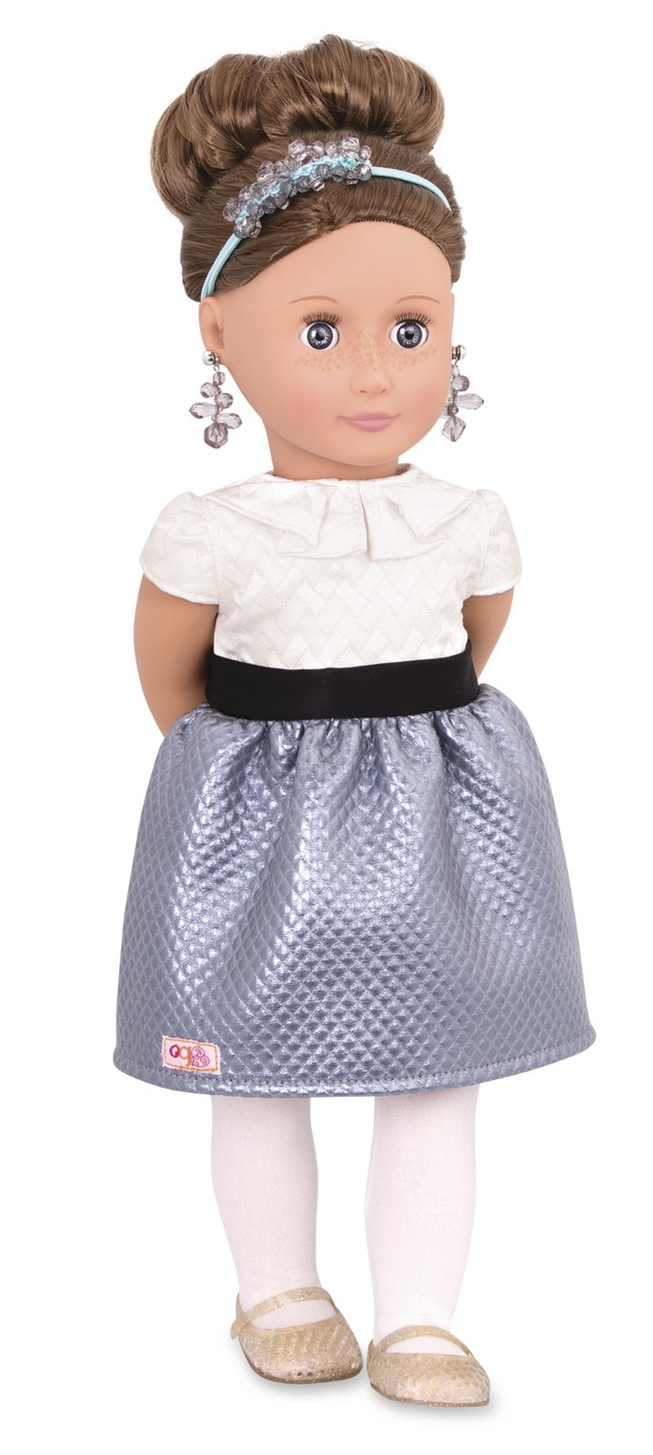 "Our Generation: 18"" Jewellery Doll - Aliane image"