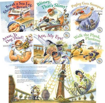 Barnacle Barb & Her Pirate Crew by Nadia Higgins