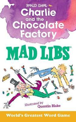 Charlie and the Chocolate Factory Mad Libs image
