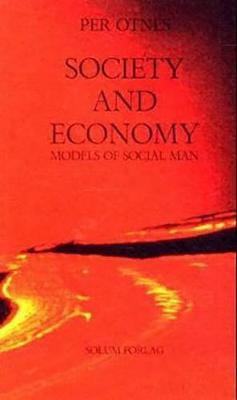 Society and Economy by Per Otnes image