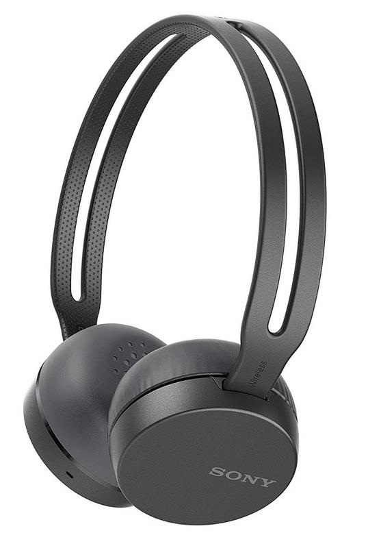 Sony: WHCH400B - Entry Bluetooth Headphones (Black)
