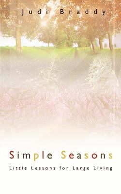 Simple Seasons by Judi Braddy image