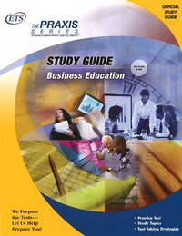 Business Education Study Guide by Educational Testing Service image