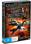 Crusty Demons: Rider Requiem Presents Thirst 4 Destruction - Volume 1: A Collection of Collisions on DVD