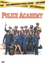 Police Academy: 20th Anniversary Special Edition on DVD image
