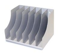 Fluteline Vertical Catalogue File - Grey