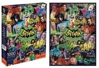 Batman 1966 TV Series 1,000-Piece Puzzle