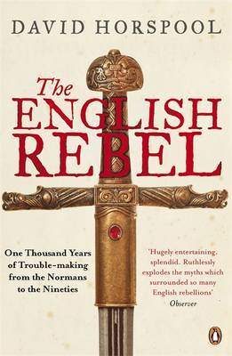 The English Rebel by David Horspool image