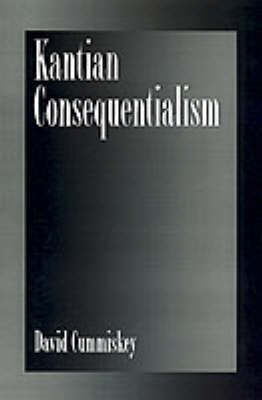 Kantian Consequentialism by David Cummiskey image
