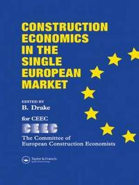 Construction Economics in the Single European Market image