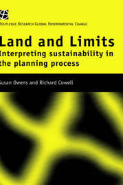Land and Limits by Richard Cowell