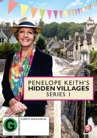 Penelope Keith's Hidden Villages: Series 1 on DVD