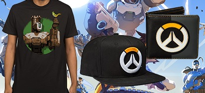 20% Off Overwatch Gear