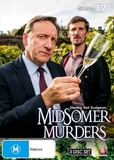 Midsomer Murders: The Complete Season 17 on DVD