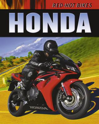 Honda by Clive Gifford