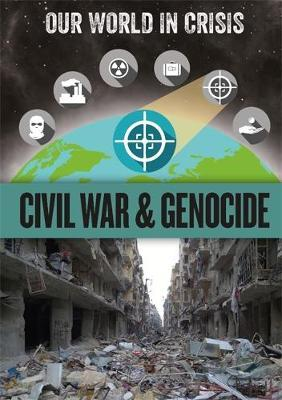 Civil War and Genocide by Franklin Watts image